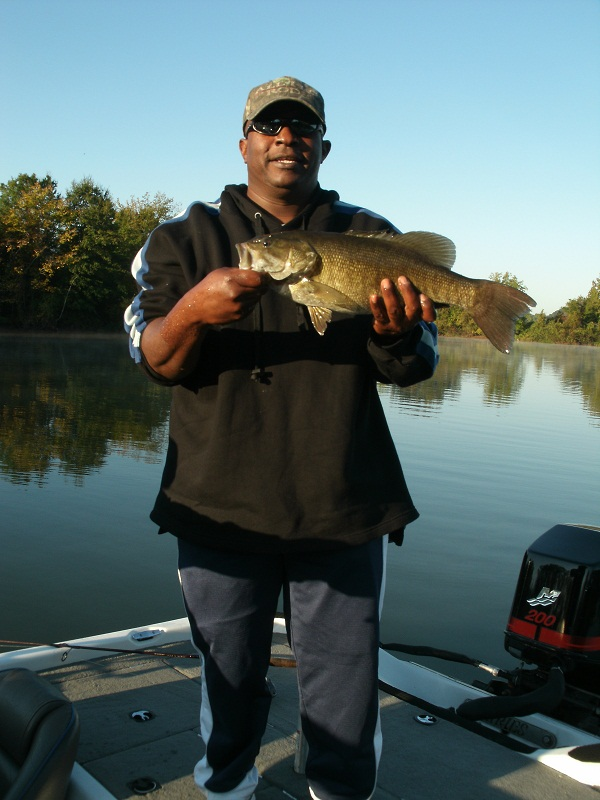Bass fishing mid november through mid december on alabama for Alabama bass fishing reports