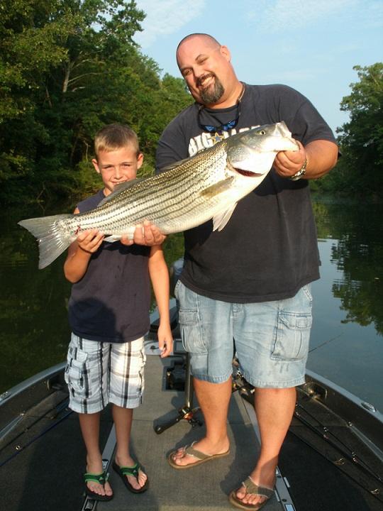 Ten alabama lakes in two weeks fishing alabama reed 39 s for Logan martin lake fishing report