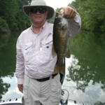 Wilson Lake Smallmouth