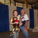 winner from kids fishing show