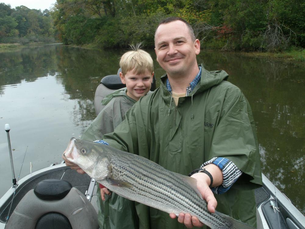 Alabama s coosa river lakes for striped bass spotted bass for Weiss lake fishing report