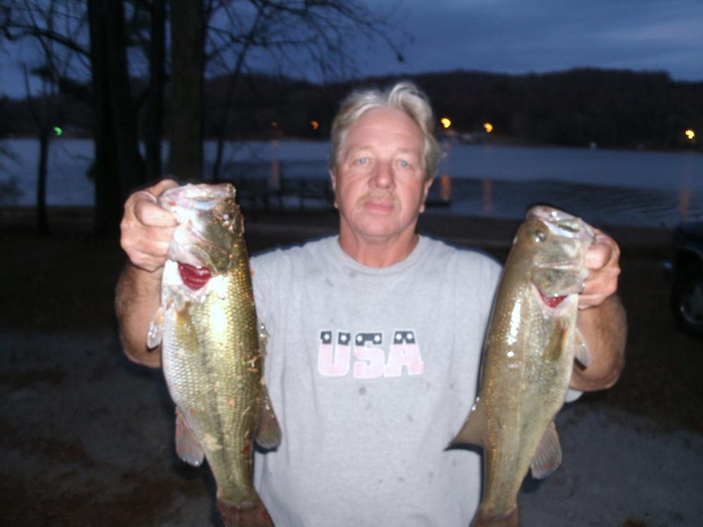 Summertime day and night bass fishing tips and articles for Night bass fishing
