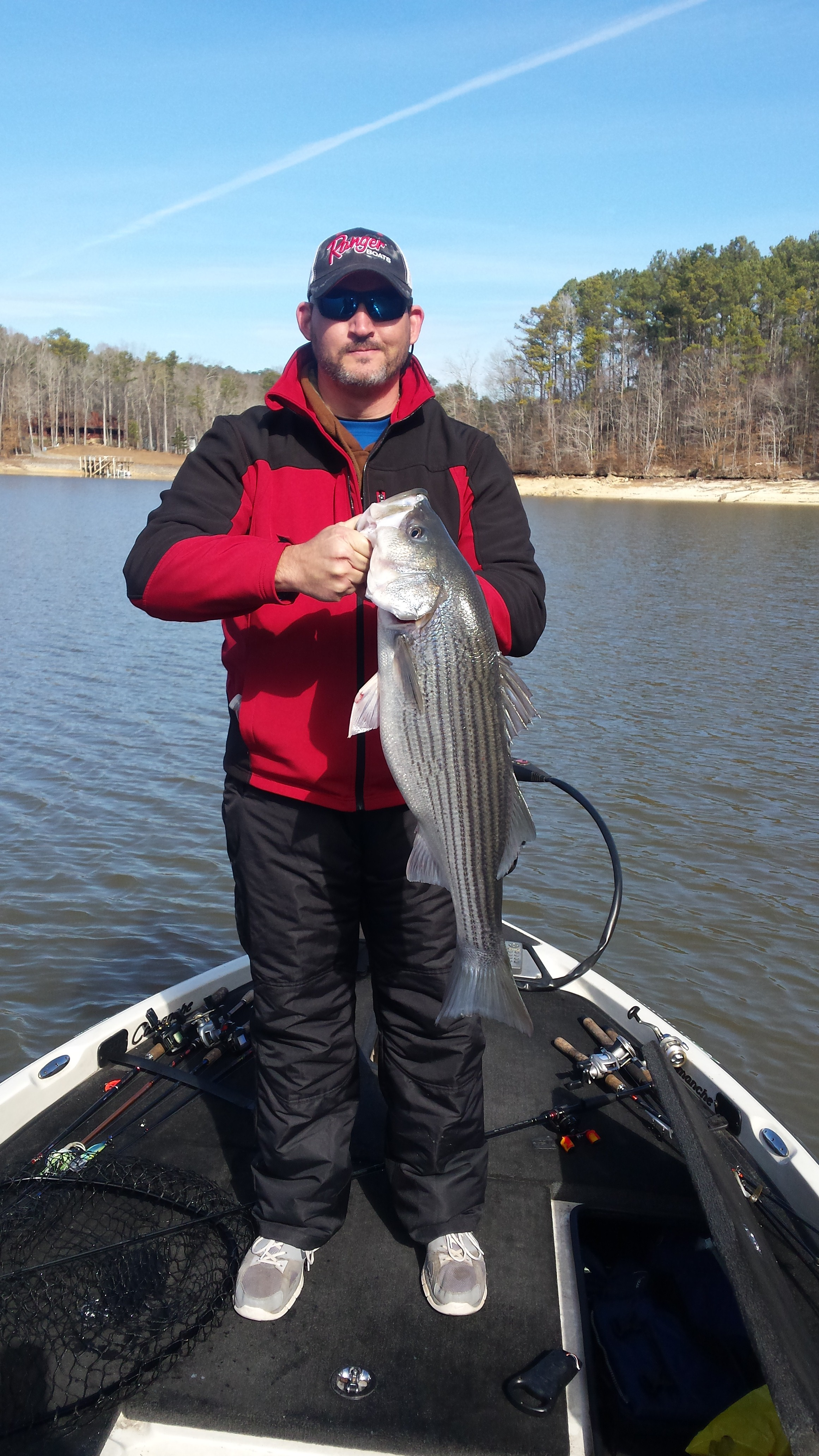 Alabama river fishing montgomery for Alabama fishing report