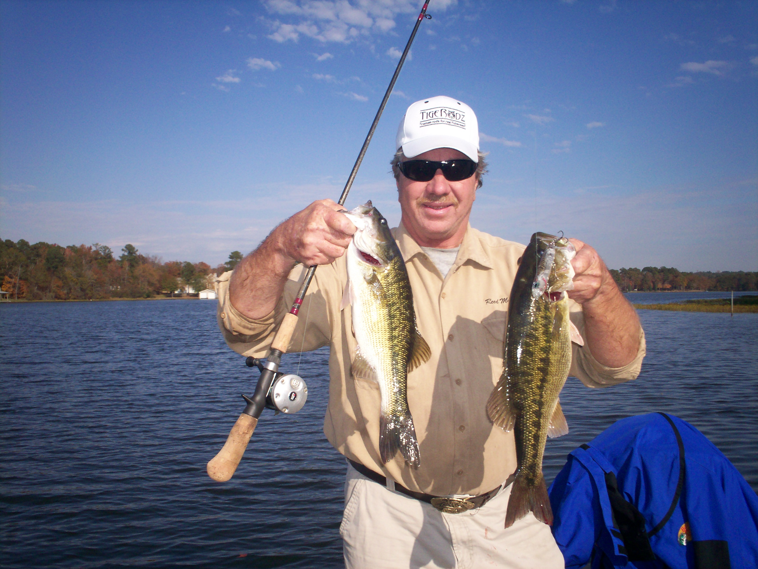 Lay lake alabama article september is the transition for Deep water bass fishing