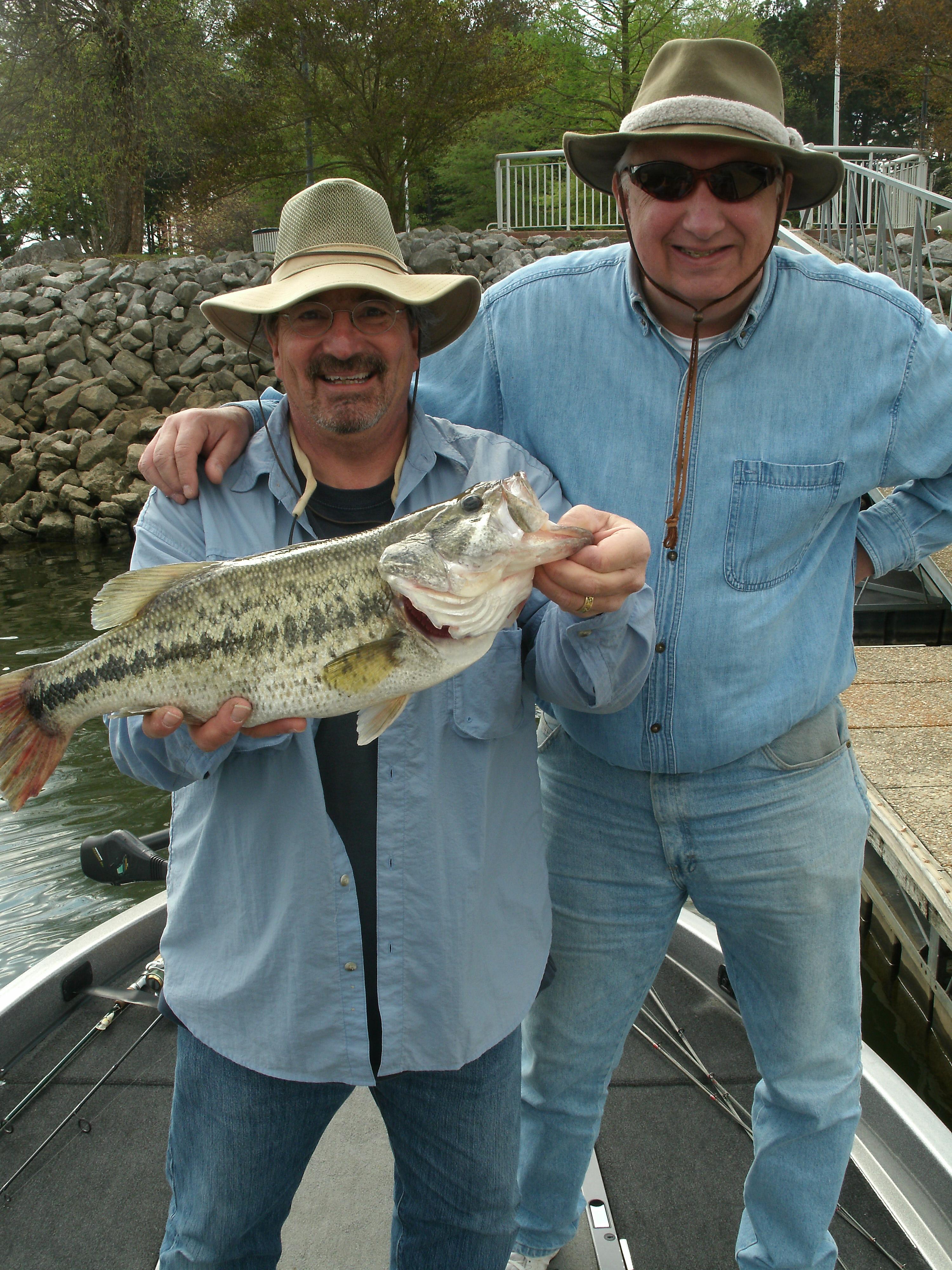 Trophy bass anglers five big bass lures for fishing for Bass fishing season
